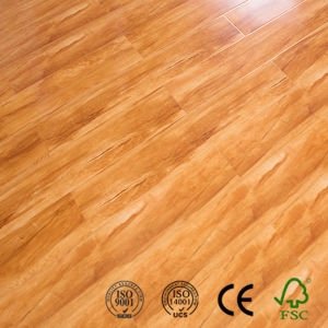 Venta de fábrica de 12mm 8mm Piso Laminado piso vinílico de PVC