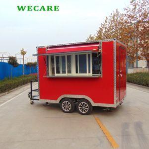 Fast Foodのための電気Mobile Hamburger Truck
