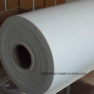Isolamento térmico de alta temperatura espessura 0,5mm papel de fibra cerâmica