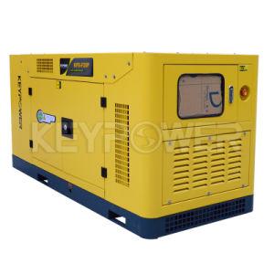 con il generatore diesel silenzioso del baldacchino insonorizzato a tre fasi