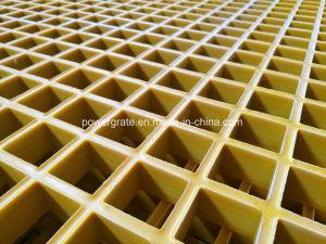 La fibre de verre de caillebotis, FRP le râpage, le GRP de caillebotis, fibre de verre, FRP Grille La grille