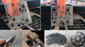 Tagliatrice di CNC Flame&Plasma per il delineamento del piatto d'acciaio