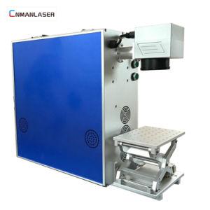 Fibra de alta precisão Preço máquina de marcação a laser fabricados na China