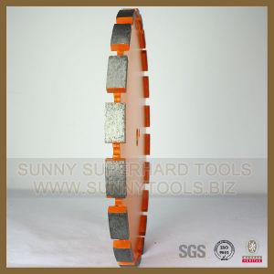 Il diamante di taglio circolare concreto 350mm pieno di sole la lama per sega