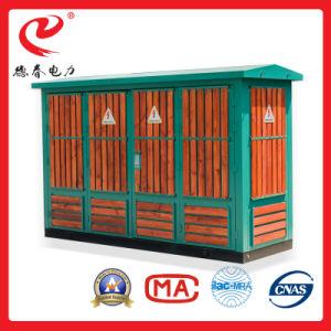 Estação de comutação para a distribuição de energia eléctrica