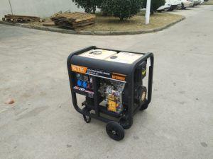 8kVA Diesel van de Veiligheid van de verrichting de Lucht Gekoelde Reeks van de Generator