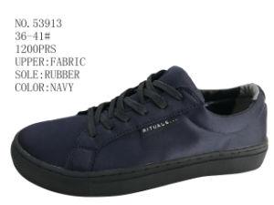 36-41# Lady Chaussures Chaussures Stcok tissu supérieur de planche à roulettes