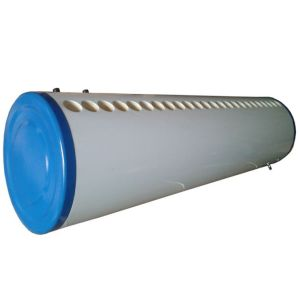 150liter 저압 직류 전기를 통한 강철 태양 온수기