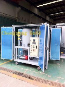 Alta eficiencia 1800L/H purificador de aceite de transformadores Zja1.8ky