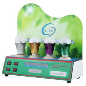 LED Testing Equipment Light Tester Display Box von CFL Bulbs