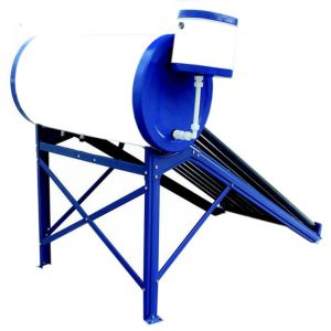 150liter太陽水漕の太陽熱湯ヒーター