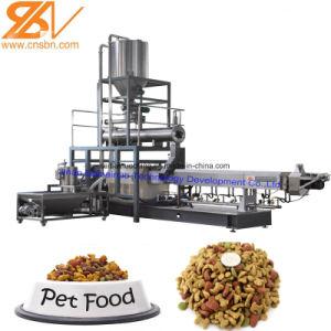 Grande capacidade de Cão Gato Peixes Máquina de alimentos para animais