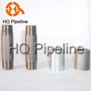 Capezzolo galvanizzato/nero acciaio di Staineless/del carbonio del tubo/capezzolo del barilotto