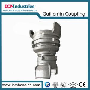 Accoppiamento di tubo flessibile di alluminio di Guillemin