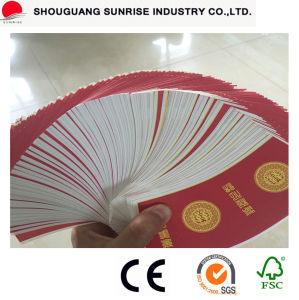 Heiße Verkaufs-Cup-Ventilatoren im Blatt mit Qualitäts-Papier für Cup