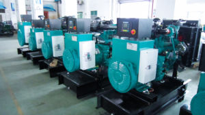 4-slag de Kleine Dieselmotor van de Enige Fase met Alternator