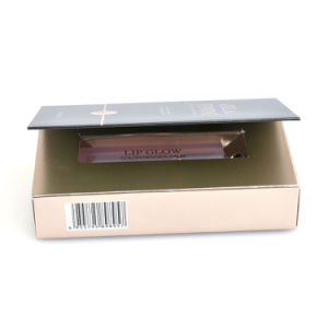 Le design de mode Custom ensemble cadeau de luxe à l'emballage du papier blanc Boîte de cosmétique
