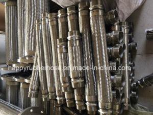 環状の管のステンレス鋼ワイヤーブレードの軟らかな金属のホース