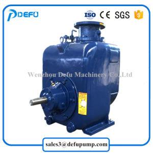 8 Zoll-Dieselmotor-zentrifugale Selbstgrundieren-Schlamm-Pumpe für Klärschlamm