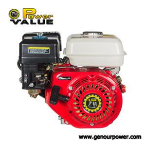 Gx160 Gx200 6.5HP 5.5HP 168f 4 치기 작은 가솔린 가스 휘발유 엔진 키 시작