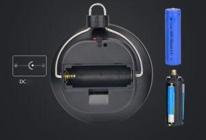 プラスチック3モード60LEDのキャンプのランタン、再充電可能な球根のキャンプランプ