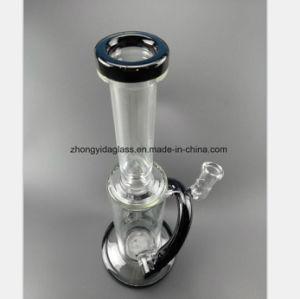 11 Zoll-Glasrohr des Filter-Öl-Wiederanlauf-Huka-Rohres