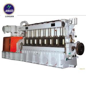 Vida útil longa de gases de escape Industrial conjunto gerador eléctrico