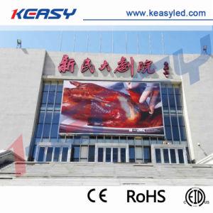 La publicité de plein air P16 d'affichage plein écran LED de couleur