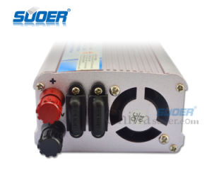 Suoer 1000W DC 12V AC 220V 차 힘 변환장치 (SFA-1000A)