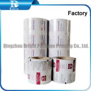 Алюминиевая фольга ламинированного рулон бумаги для упаковки лихорадки Cool гипса