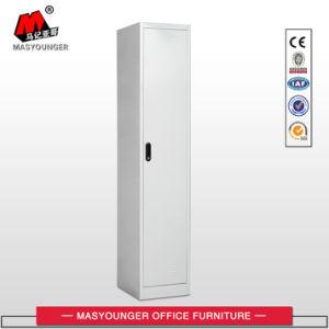 Preiswertes kaltgewalztes StahlCommecial Metallspeicher-Schrank-Garderoben-Eisen-Vertikale-Schließfach