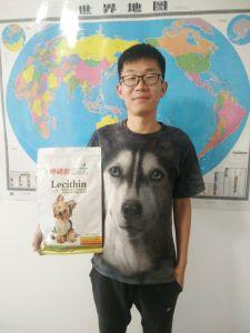 OEM van natuurlijke Producten de Gezonde Droge Hondevoer van het Ontwerp