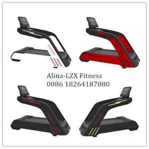 체조 클럽을%s 키보드 디딜방아 접촉 스크린 디딜방아를 가진 최고 Lzx 적당 장비 도매 제조 AC 모터 상업적인 디딜방아 체조 장비