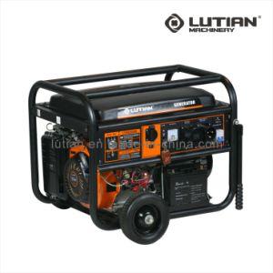 ホーム使用3.2-6.0kkwの小さい携帯用ガソリンまたはガソリン発電機