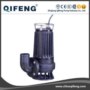 4 HP Agricultura Non-Clog cortando las aguas residuales bomba de agua