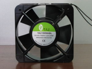 150x150x50mm Ventilador Axial de CA 15050 UL CE RoHS 110V 220V 380V Ventilación Tyj sin escobillas