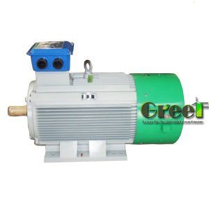 120eaec80dd 1000kw 1MW Fase 3 AC baixa velocidade rpm Synchronous Íman Permanente  gerador