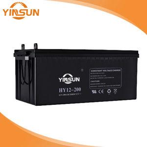 Batería solar de ciclo profundo 12V 200Ah larga vida de las baterías AGM