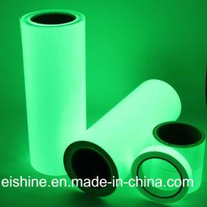 安全印のための暗いフィルムのPhotoluminescent白熱