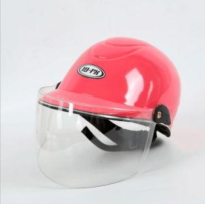 싼 가격 기관자전차 헬멧 스쿠터 헬멧 절반 마스크 헬멧
