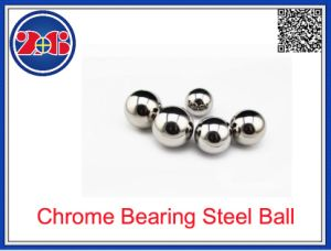 100CR6 Suj2 bolas de acero cromo 17mm para el apoyo