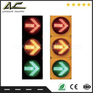 Cabeza con rojo, verde y el tráfico de la luz de la señal de la caja de PC de bicicletas