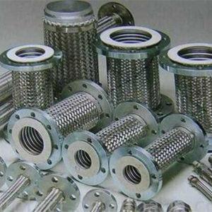 De flexibele Slang van het Metaal van het Roestvrij staal 304/321/316L met het Vlechten Van uitstekende kwaliteit