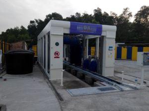 Escovas nove Tunnel Car Wash Machine