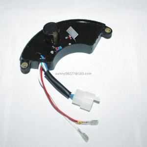 6KW gerador gasolina AVR (Qualidade monofásico ou trifásico)