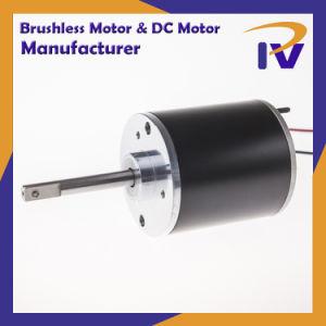 Alta eficiencia de la velocidad nominal 1500-7500 Cepillo Pm Motor DC, con CE
