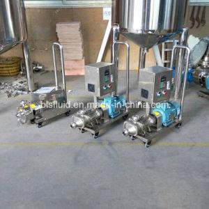 Doppelschrauben-Pumpe mit Laufkatze