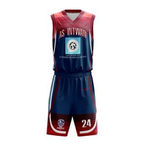 Le basket-ball Fabricant uniforme La conception personnalisée de sublimation maillots de basket-ball