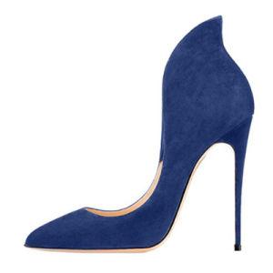 Conception parfaite de haute qualité parti italien a fait de la TOE chaussures de la pompe