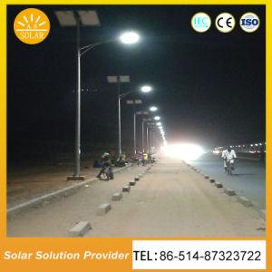 Sol Solar LED de encendido del alumbrado público de la iluminación exterior
